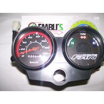 Painel Completo Velocímetro Honda Cg 125 Titan Fan Até 2008