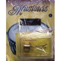 Miniatura Instrumentos Musicais Salvat - Varios Fasciculos