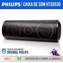 Caixa De Som Ambiente Escritório Academia Philips Hts5530