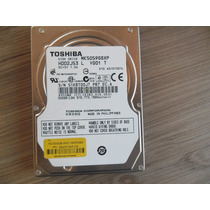 Placa Logica Hd Toshiba Para Notebook 500 Giga