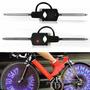 Led Roda Bike Programável Imagens Desenhos Bicicleta Cubo