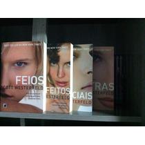 Serie Completa Feios - Scott Westerfeld - 4 Livros