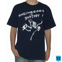 Camiseta Mishka - Pronta Entrega! - Obey Dgk Diamond Rap