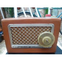 Radio Transistorizado Teleunião Transonette 2