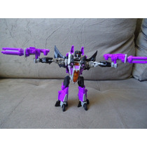 Hasbro Transformers Generations Deluxe Skywarp Thrilling Idw