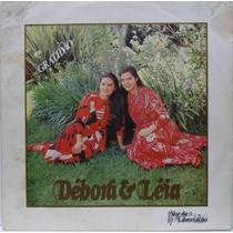 Lp Débora E Léia - Gratidão - 1984 - Voz Da Libertação