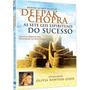 Dvd, Sete Leis Espirituais Do Sucesso( Raro) - Deepak Chopra
