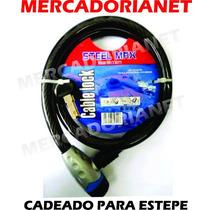Cadeado Estepe, Trava Antifurto, Ecosport, Novaeco, Crossfox
