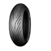 Pneu Michelin 180/55-17 73w Pilot Power 3 - Traseiro
