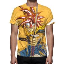 Camisa, Camiseta Chrono Trigger - Estampa Total