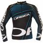 Camisa Ciclismo M. Longa Orbea (p-m-g-gg-3g) Frete Grátis