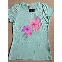 Camiseta Hollister Nova, Tam M, Manga Curta, Feminina,