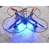 Quadricoptero - Wltoys V252 Vôo 3d Com Proteção