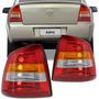 Lanterna Traseira Astra Sedan 99 2000 2001 2002 Tricolor