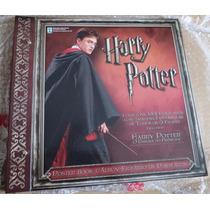 Álbum Fichário Harry Potter 144 Postcards Novissimo