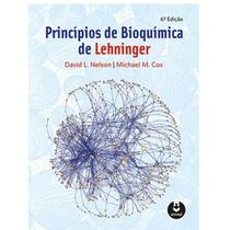 Princípios De Bioquímica De Lehninger Livro Novo E Lacrado