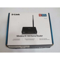 Roteador D Link Dir-600 Wireless 150 Mbps Na Caixa Lacrado