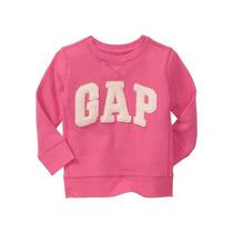 Gap - Original Eua Blusa Moletom Casaco Menina No Brasil