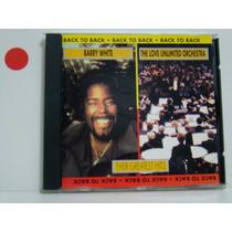 Cd - Barry White - The Love Unumited Orquestra-importado