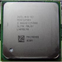 Processador Pentium 4/2.8ghz/1m/800 - Socket 775