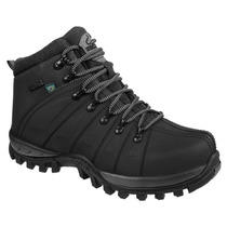 Bota Com Ca Macboot Adventure Ultra Resistente Couro Ca001