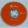 Office 2016 Pro Plus 2016 Fpp + Dvd + Selo Holográfico C\ Nf