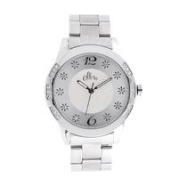 Relógio Allora Technos Feminino Al2035ad3k Prata