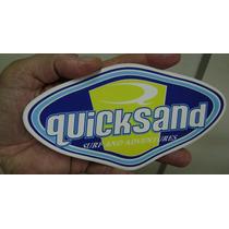 Adesivo Quicksand Surf / Frete Gratis