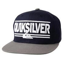 Boné Hat Snapback Inform Quiksilver Azul