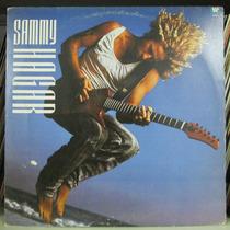 Lp Sammy Hagar 1987 Exx Estado + Encarte