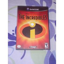 Os Incriveis ( Jogo Original Gamecube )