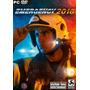 Jogo Pc Emergency 2016 Simulador Bombeiros Emergencia Dvdrom