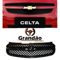 Grade Radiador Celta 2011 2012 2013 Preta