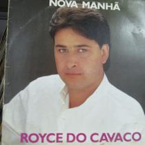Lp Royce Do Cavaco Nova Manhã Ótimo Estado