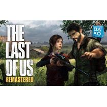 The Last Of Us Remastered # Ps4 1ª # Não Compre! A L U G U E