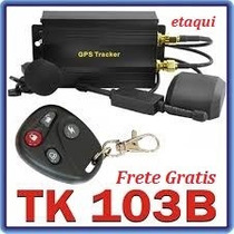 Kit C/ 3 Tk-103b Rastreador Bloqueador Veicular Carro Alarme