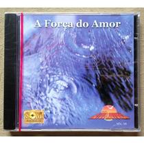 Cd Altos Louvores - A Força Do Amor (1992) Lacrado Raridade