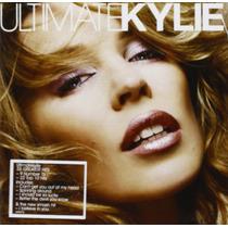 Cd Kylie Minogue Ultimate Kylie [import] Duplo Novo Lacrado