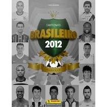 Álbum Campeonato Brasileiro 2012 P/ Colar +.novos Contratado