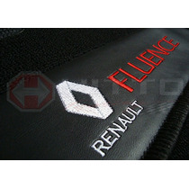 Tapete Carpete Linha Premium 12mm Renault Fluence