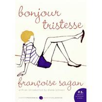 Livro Bonjour Tristesse - Françoise Sagan (versão Em Inglês)