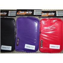 Capa Case Protetora Com Espuma P/ Tablet 7.0 / 7.3 Polegadas