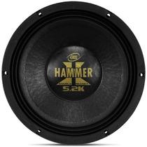 Alto Falante Eros 15 Polegadas E-15 Hammer 5.2 K Black Som