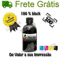 250 Ml Preto Recarga Hp Lexmark Canon Xeron Brother Bulk Ink