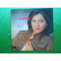 Lp Trilha Sonora Novela Barriga De Aluguel P/1990- Nacional