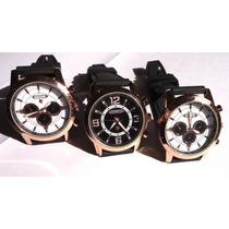 Relógio Masculino Estilo Potenzia Esportivo,robusto,social.