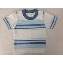 Camiseta Bebe Menino Hering Alta Qualidade Barato D+