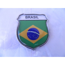 Emblema Escudo Brasil