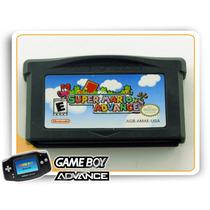 Gba Super Mario Advance Original Game Boy Advance