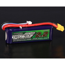 Lipo Bateria Turnigy Nano-tech 2200mah 3s 25~50c